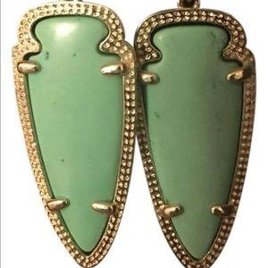 Kendra Scott Sky Earrings in Mint